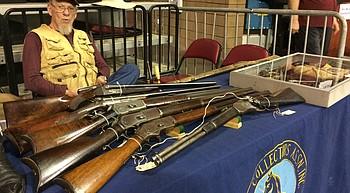 Photo: Gun show at Prescott Valley Event Center photo