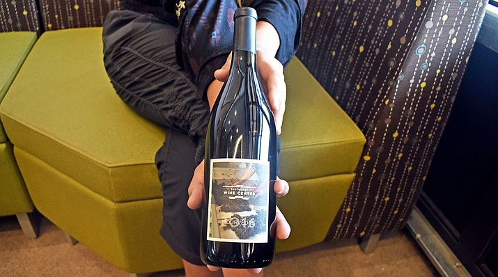 Those attending the Wine and Dine in the Vines event will have the chance to sample the student-crafted wines from the Southwest Wine Center and compare them to those produced by some of Arizona's best wineries.