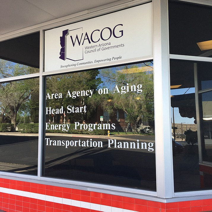 The Western Arizona Council of Governments, 208 N. Fourth St., is offering free health classes for those over the age of 60. (Photo by Vanessa Espinoza/Daily Miner)