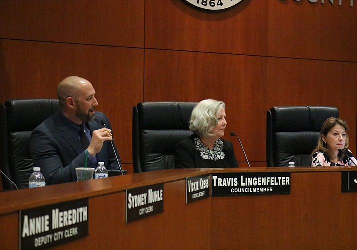 Council will hold a regularly scheduled meeting at 5:30 p.m. Tuesday at the Mohave County Administration Building. (Photo by Travis Rains/Daily Miner)