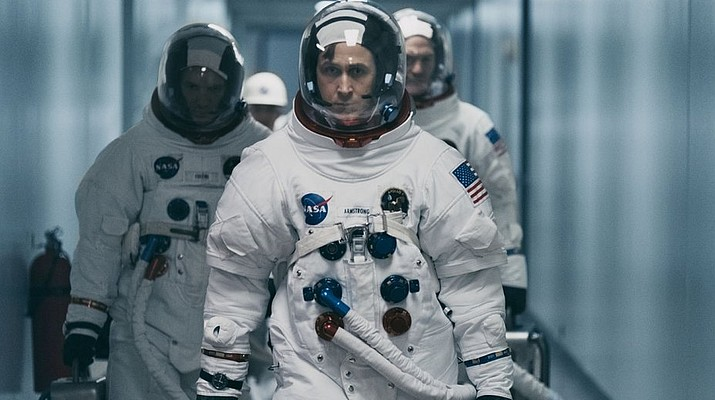 'First Man' a dramatization of the moon landing, lacks the patriotism