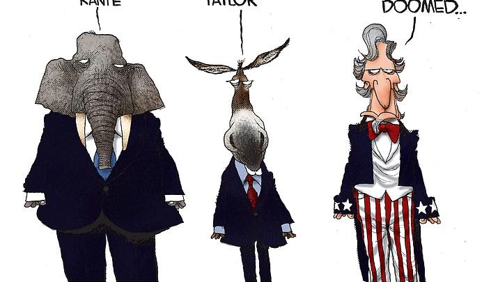 Editorial Cartoon | October 16, 2018
