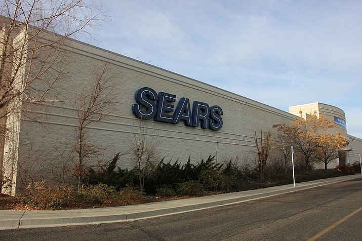 The sole Sears location in the Prescott area will remain open at this time despite the company filing for Chapter 11 bankruptcy.
