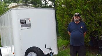 Prescott homeless advocate closer to goal of buying home photo