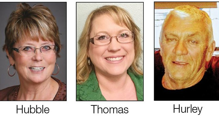 Three candidates eye two Chino Valley school board seats