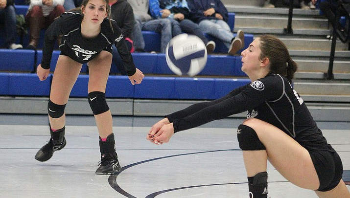 Prep Volleyball: Lady Tigers fall to No. 2 ranked Northwest Christian