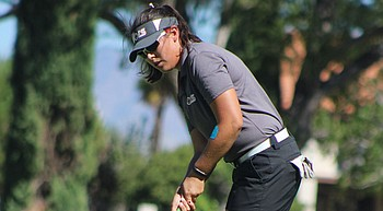 Prep Golf: Lee Williams' Lucero clinches No. 7 seed for Division II State Tournament photo