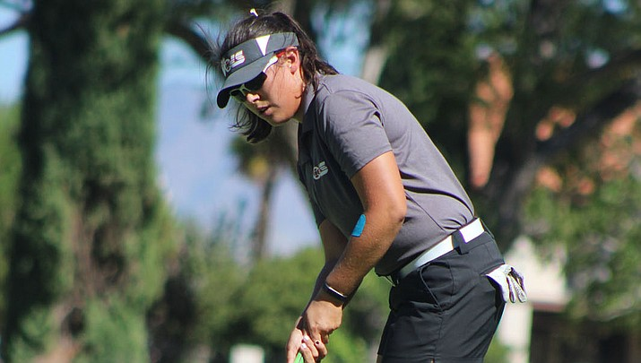 Prep Golf: Lee Williams' Lucero clinches No. 7 seed for Division II State Tournament