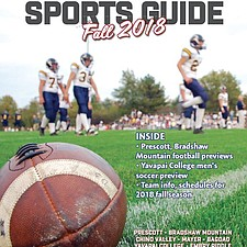 2018 Fall Sports Guide photo