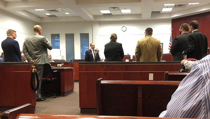 Barnett sentenced to life for murders of DiMurias