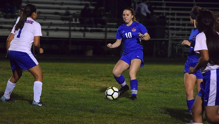 Camp Verde girls soccer beats Holbrook in must-win game