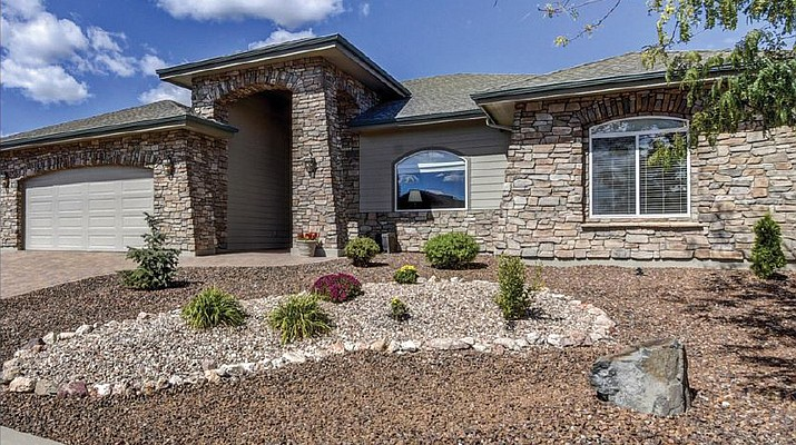 Feature Home: 492 Isabelle Lane • Prescott • $562,900 • 3BR/2BA • .25 Acre