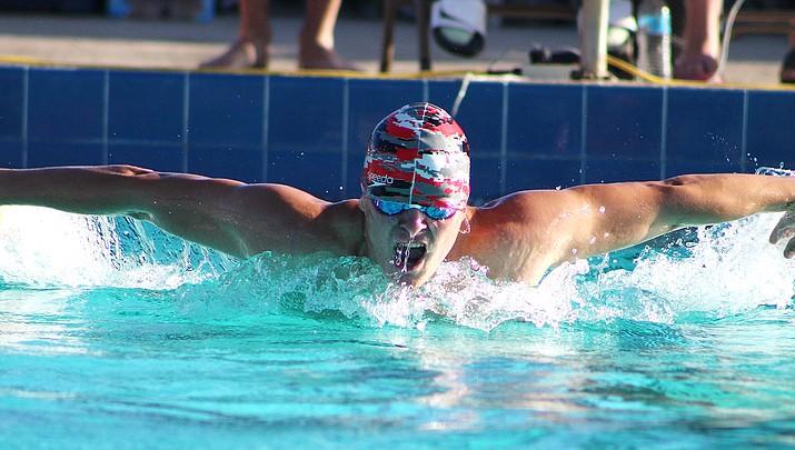 Prep Roundup: Vols, Bulldogs swimmers host Cibola at Centennial Pool