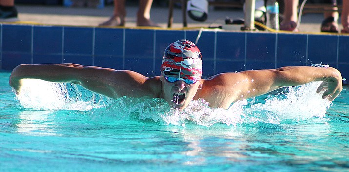 Prep Roundup Vols Bulldogs Swimmers Host Cibola At Centennial Pool Kingman Daily Miner