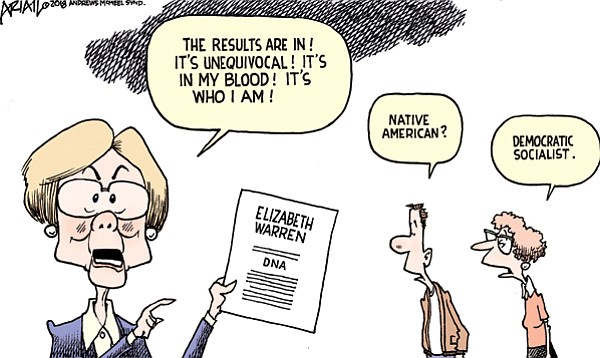 Opinion: Editorial Cartoon Oct. 19, 2018