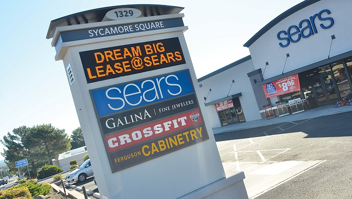 Cottonwood Sears is here to stay