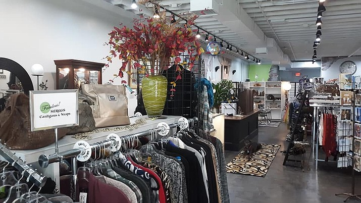 A new resale store called All Things Fabulous! has opened in Prescott at 226 W. Gurley St. (All Things Fabulous!/Courtesy)