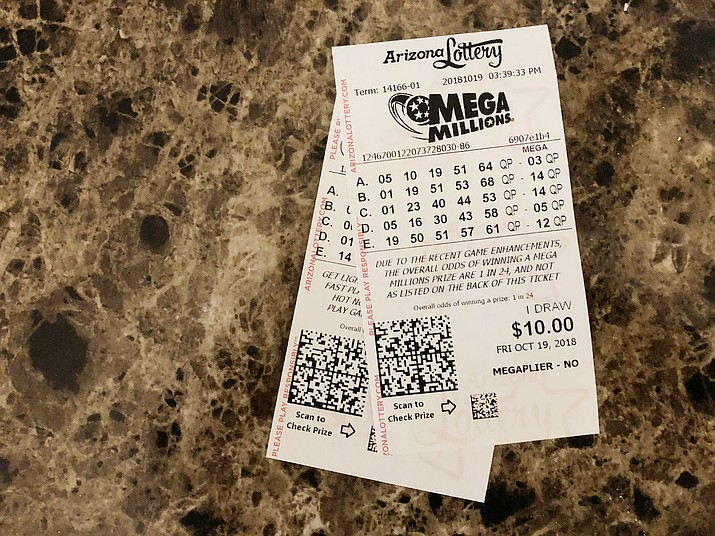 The estimated jackpot for Tuesday's drawing is expected to exceed $1.6 billion. (Photo by Shawn Byrne/Daily Miner)