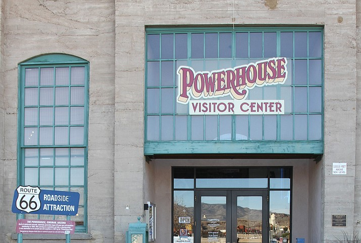 The Powerhouse Visitor Center experienced a more than 41 percent increase in merchandise sales in the last fiscal year. (Daily Miner file photo)