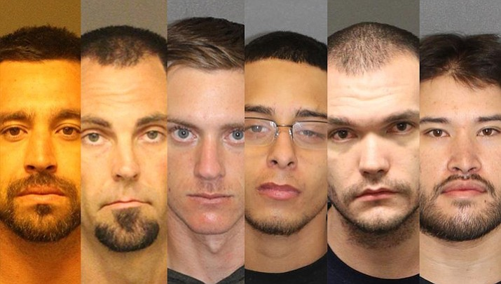 Mohave County Most Wanted   Oct  22, 2018   Kingman Daily