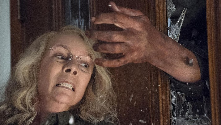 'Halloween' scares up $77.5 million in ticket sales
