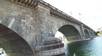 Havasu celebrates 50 years of the London Bridge photo