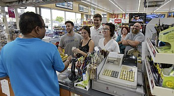 Mega Millions players ponder how to spend record $1.6B prize photo