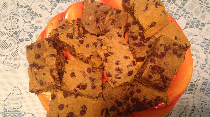 Cooking With Diane: Pumpkin Spice Brownies