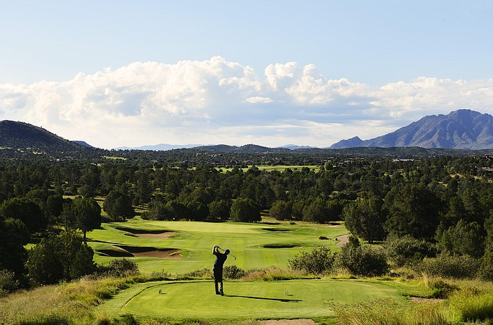 Talking Rock Golf Course in Prescott has organized a day of golf at a discount for Veterans at $25 per player just for Veteran's Day on Sunday, Nov. 11. (Courtesy)