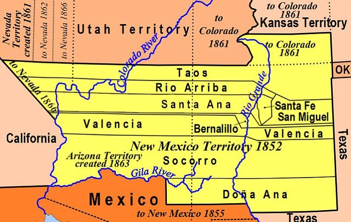 Days Past: How Arizona Got on the Map: Part 13 Arizona ... on
