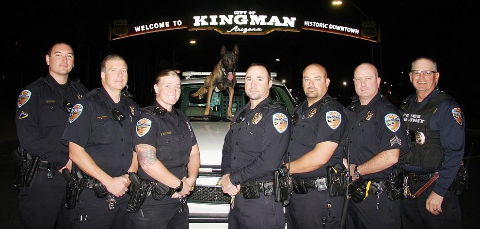(Courtesy of Kingman Police Department)