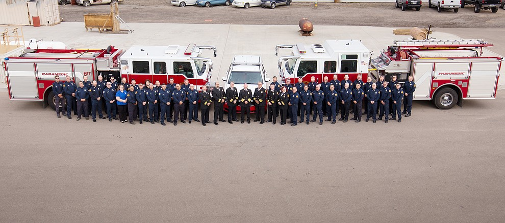 (courtesy of Kingman Fire Department)
