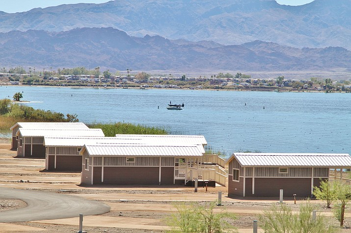 Recent construction efforts at Lake Havasu State Park may have caused untold damage to ancient Native American antiquities, according to a former Parks archaeologist. (Photo by Brandon Messick/ Today's News-Herald)