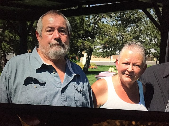 Jerry and Susan McFalls of Littlefield. The couple were last heard from Jan. 11 before two sets of human remains were found Oct. 18 near the Virgin River Gorge in the Arizona Strip Area. One set has been identified as Susan McFalls. The second body has not been ID'd. (Courtesy)