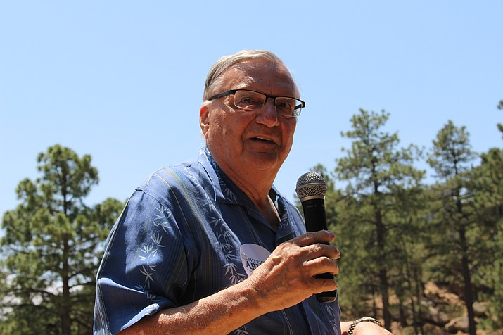 Joe Arpaio (Daily Miner file photo)