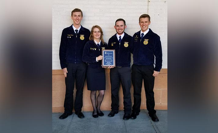 30432b069f20 Mingus Union FFA wins big in national competition | The Verde ...