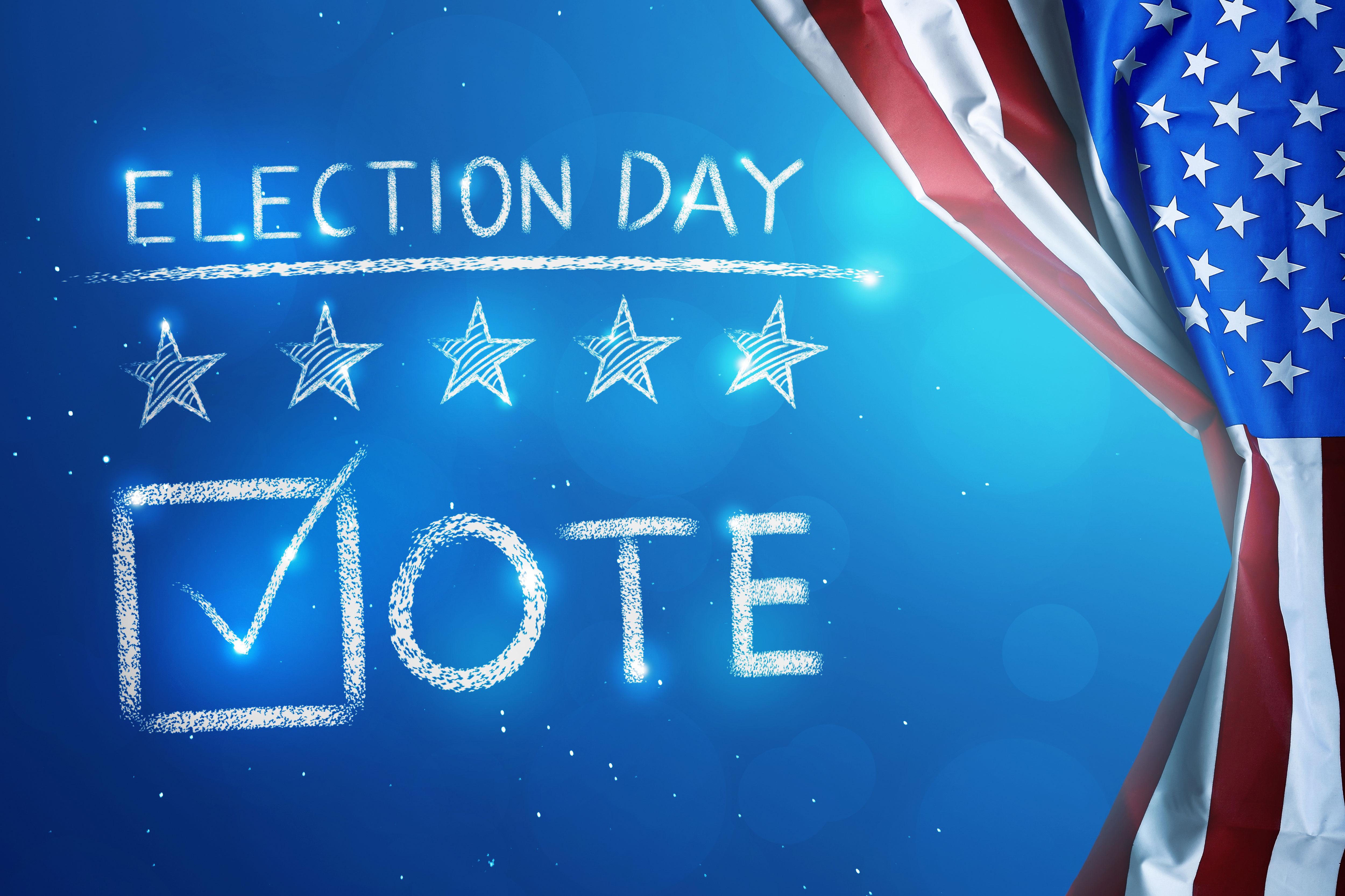 election day - photo #8