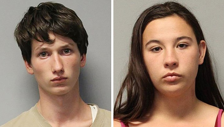 Mayer residents Zachary Allan Norman, 18, and Marilyn Joyce Rivera, 18, have been charged with luring a minor for sexual exploitation and sexual conduct with a minor. (YSCO)