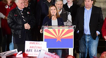 McSally appointed to vacant U.S. Senate seat photo