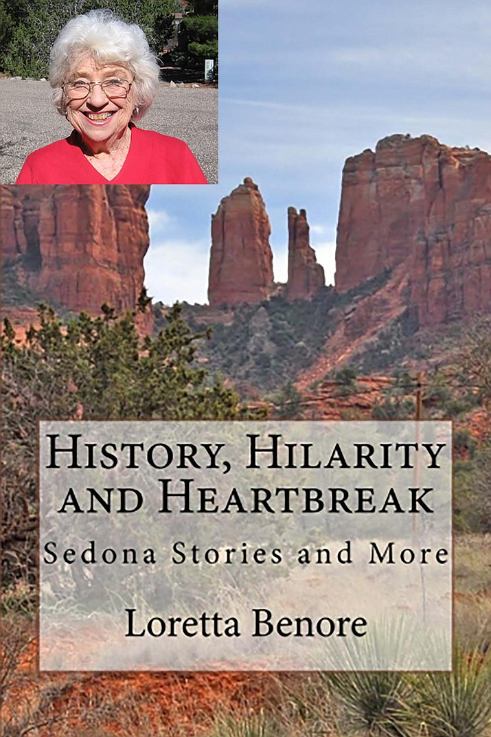 'History, Hilarity, and Heartbreak' makes a great gift and is available for sale in the Sedona Heritage Museum Gift Shop, 735 Jordan Road, Uptown Sedona, AZ.  Open daily 11am-3pm. For more information, call 928-282-7038 or visit https://sedonamuseum.org.  Also available at Amazon.com https://amzn.to/2O0oFGG.