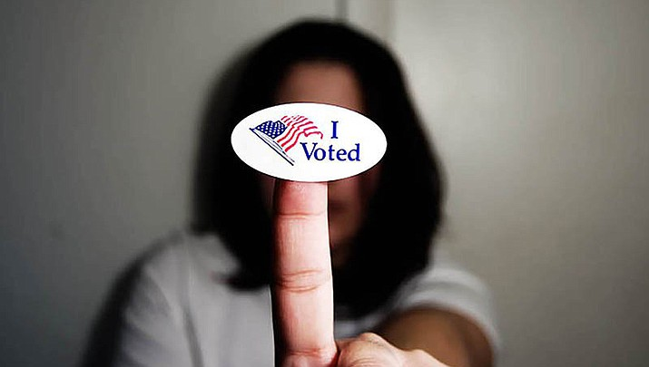 Early voting shows a surge in ballots cast by young voters, who have more than tripled their rate of participation from the last midterm election in 2014. Despite the surge, turnout by young voters remains among the lowest of all age groups. (Photo by Jamelah E./Creative Commons via Cronkite News)