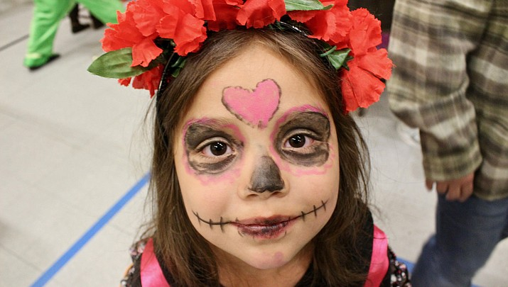 Photo highlights: Halloween chills come to Tusayan, Grand Canyon