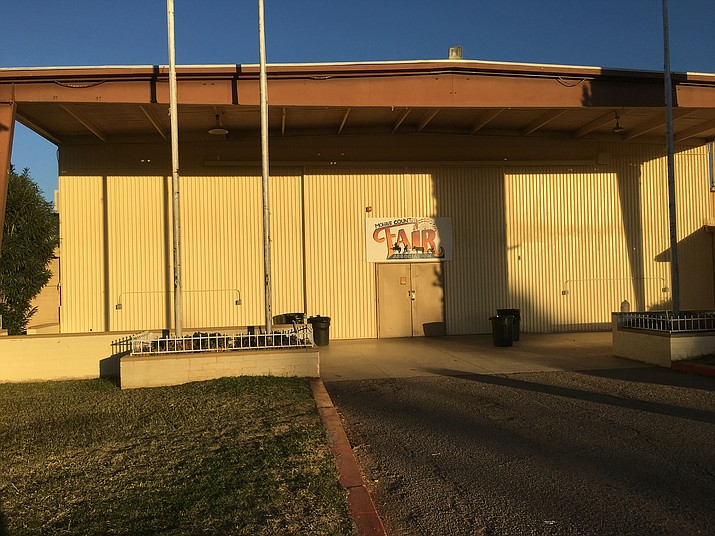 The Mohave County Fairgrounds events center will receive kitchen equipment from the old jail, approved Monday by the Board of Supervisors. (Photo by Hubble Ray Smith/Daily Miner)
