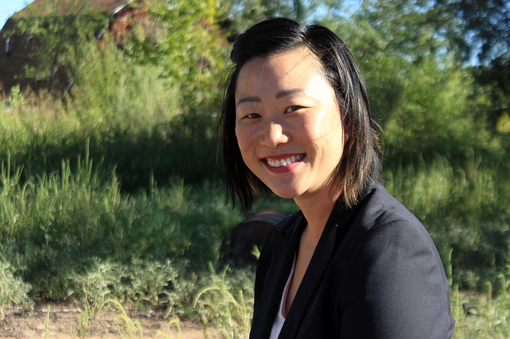 "In her role as Camp Verde's Economic Development Specialist Sebra Choe is ""no more a specialist than the director is,"" according to Camp Verde Town Council's Nov. 7 agenda packet. VVN/Kelcie Grega"
