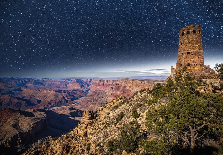 Öngtupqa is the Hopi name for the Grand Canyon and also the name of the new project which features recordings from the oldest instruments of the Southwest. (Photo/Michael Remke)