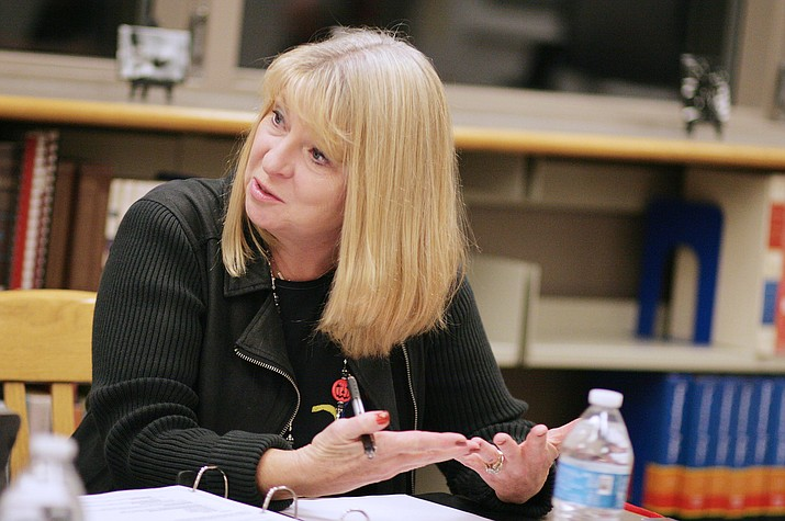 """Oct. 25, the Mingus Union School Board unanimously voted to place Hargrove on 10-day paid administrative leave for what Jim Ledbetter called """"serious missteps in handling of the processes"""" connected to AzMERIT testing problems in April."""