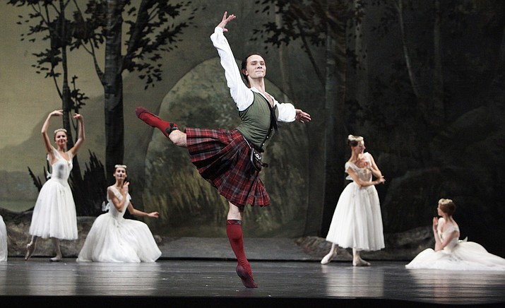 """Le Sylphide"" will be shown at the Mary D. Fisher Theatre one day only: Sunday, Nov. 11 at 4 p.m. Tickets are $15, or $12.50 for Film Festival members."