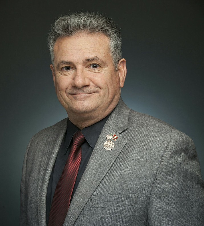 State Sen. Sonny Borrelli, R-Lake Havasu City, garnered 46,013 votes in Tuesday's general election, easily outdistancing his Democratic opponent. (COURTESY)