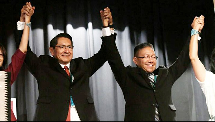 Nez, Navajo Nation Council to take oath of office Jan. 15