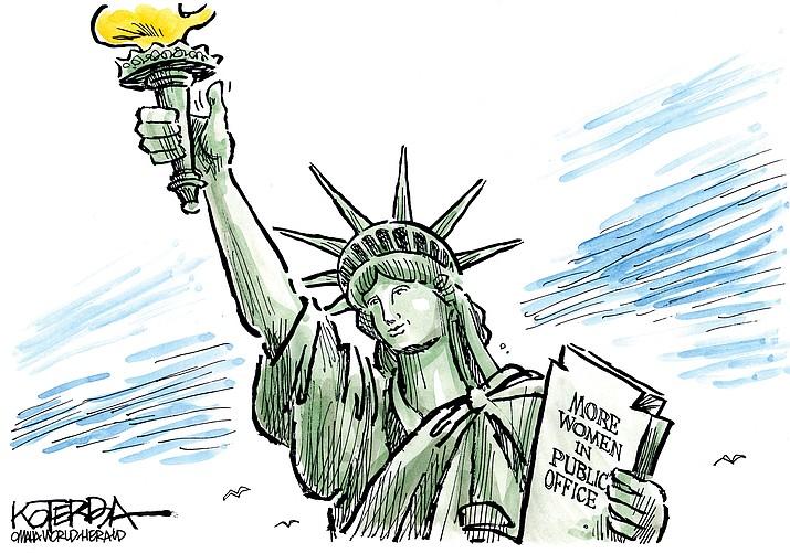 Editorial Cartoon | November 9, 2018
